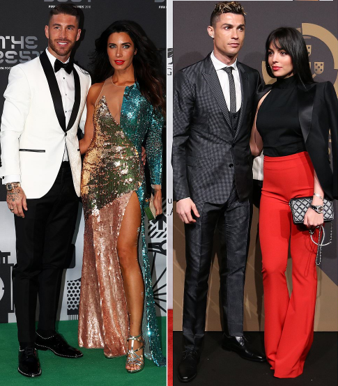 Legendary defender, Sergio Ramos invites 500 guests to his wedding but 'shuns ex-teammate and friend Cristiano Ronaldo'