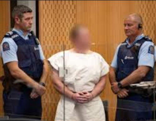 Man accused of killing 51 worshippers at two New Zealand mosques in March pleads'not guilty' to 92 charges