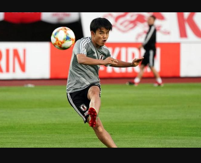 Real Madrid sign Japanese Messi from FC Tokyo