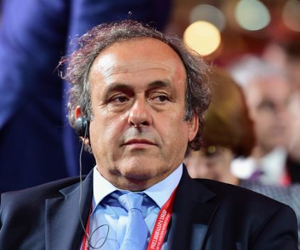 Former UEFA President Michel Platini arrested by French police for awardingthe 2022 World Cup to Qatar