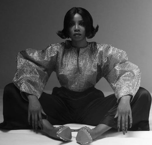 'I'm going for everything i deserve' - Seyi Shay declares as she shares fierce new photos