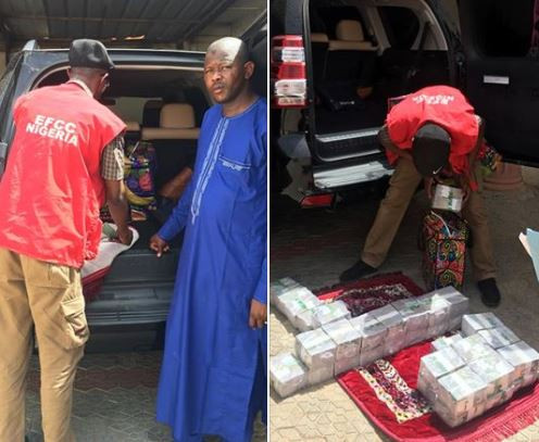 EFCC secures interim forfeiture of N60m cash traced to Ex-Zamfara State SSG