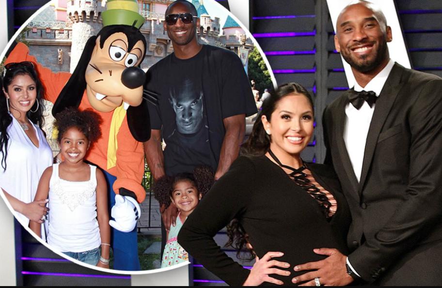 Kobe Bryant and wife Vanessa celebrate birth of their fourth daughter Capri