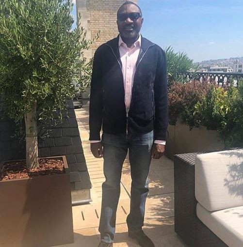 Contentment is key - Femi Otedola replies follower who dropped a 'prayer' comment on his post