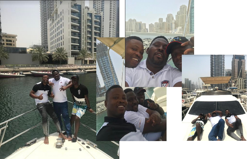 These 3 Young And Hardworking Nigerian Guys Have Vowed To Reveal The Secret Behind Their Legitimate Online Business Success
