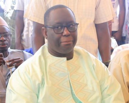 Brother of Senegal's presidentresignsas head of the country'ssavings fund over alleged corruption