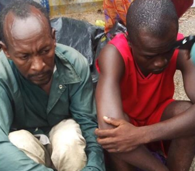Photo: Bauchi Police arrest businessman who faked his own kidnap