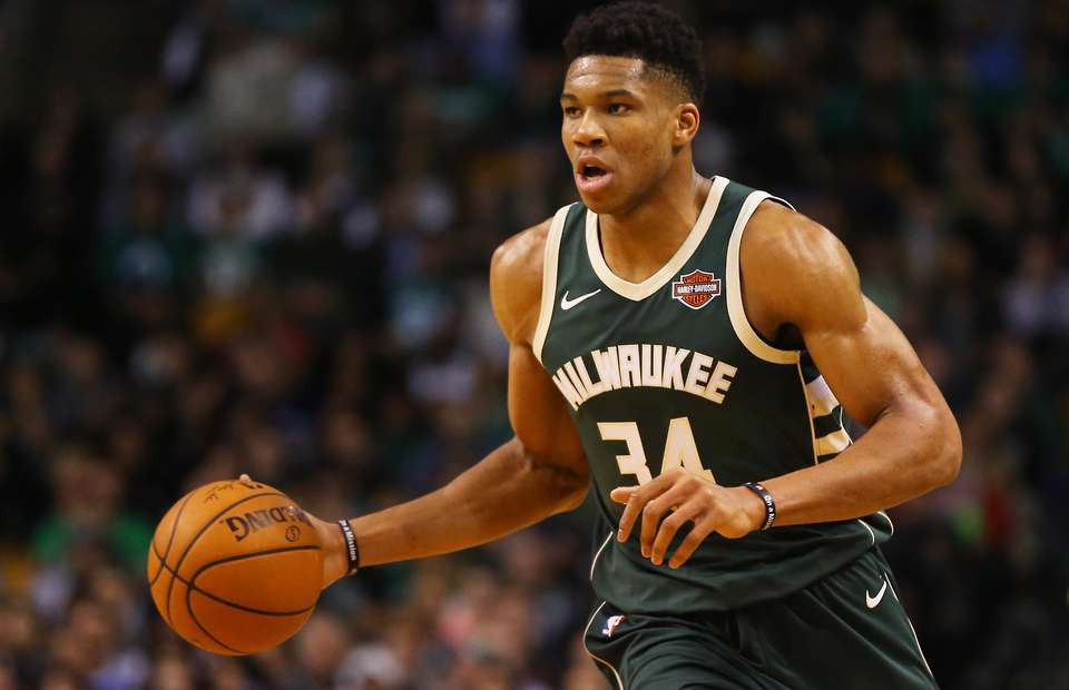 Greek-based Nigerian NBA star, Giannis Antetokounmpo who recently won MVP confirms he'll play for Greece at the World Cup