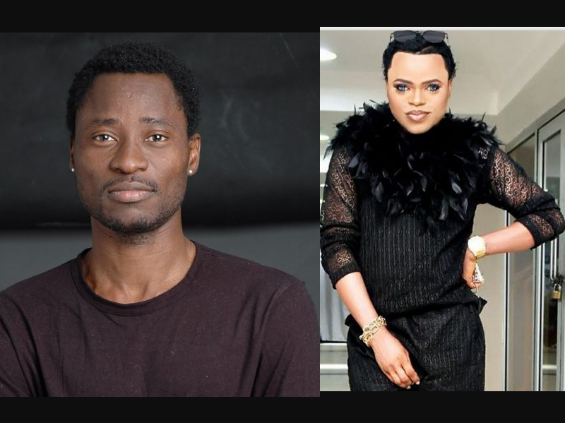 'History will never remember you, because you are always on the wrong side of history' - Bisi Alimi tears Bobrisky apart for defending Pastor Biodun Fatoyinbo
