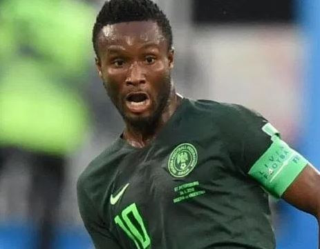 Injury forces Super Eagles captain,Mikel Obi out of #AFCON2019
