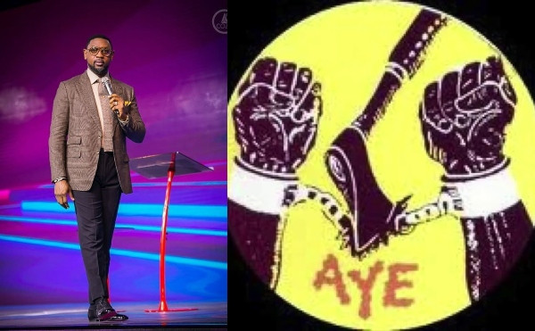 Moment Pastor Fatoyinbo revealed he was the Chief Priest of Black Axe Confraternity in school lindaikejisblog