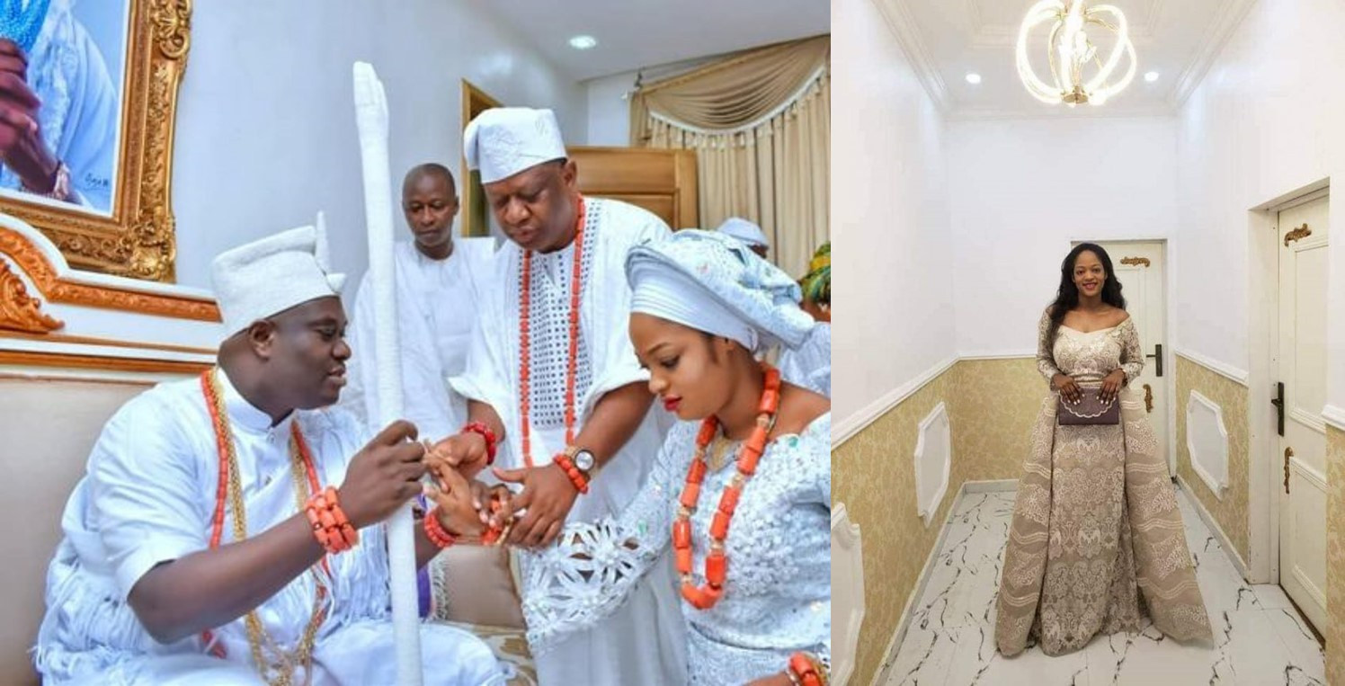 People who said I preached like a Cherubim & Seraphim member wanted to bring me down - Ooni Of Ifes Wife lindaikejisblog