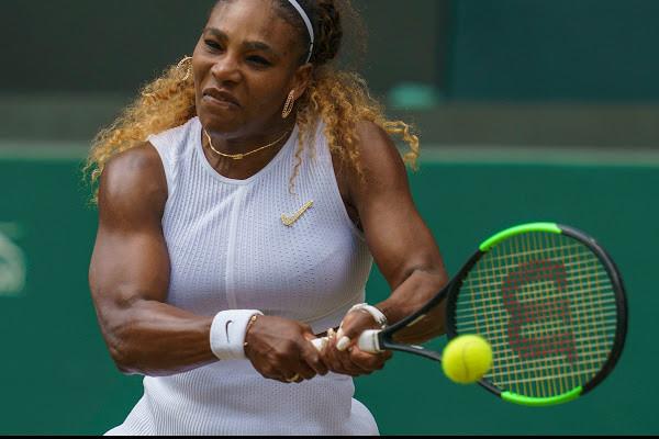 Serena Williams fined $10k for damaging Wimbledon court lindaikejisblog