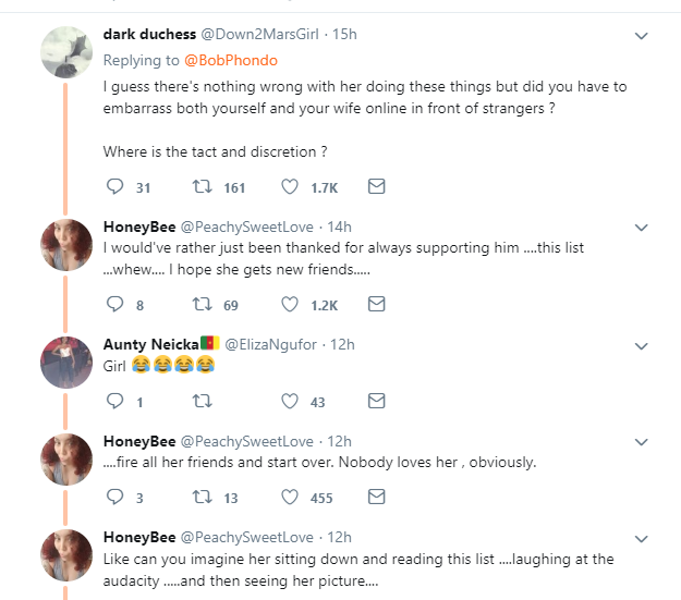 Man lists all his fiance has done for him to appreciate her, but gets mocked by Twitter users lindaikejisblog 6