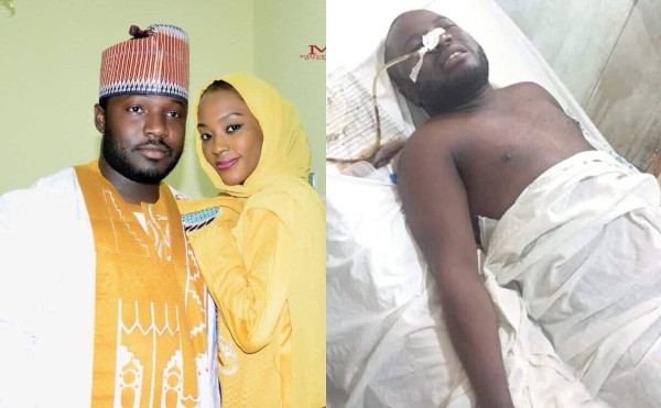 Kano Man stabbed by BUK undergraduate wife after 7 months of marriage accuses her of infidelity, releases evidence lindaikejisblog