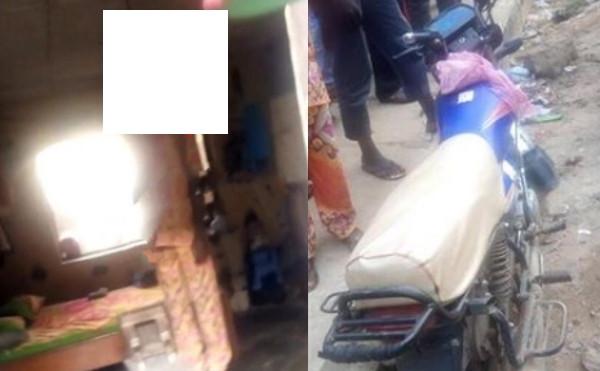 Bike rider commits suicide in Lagos lndaikejisblog