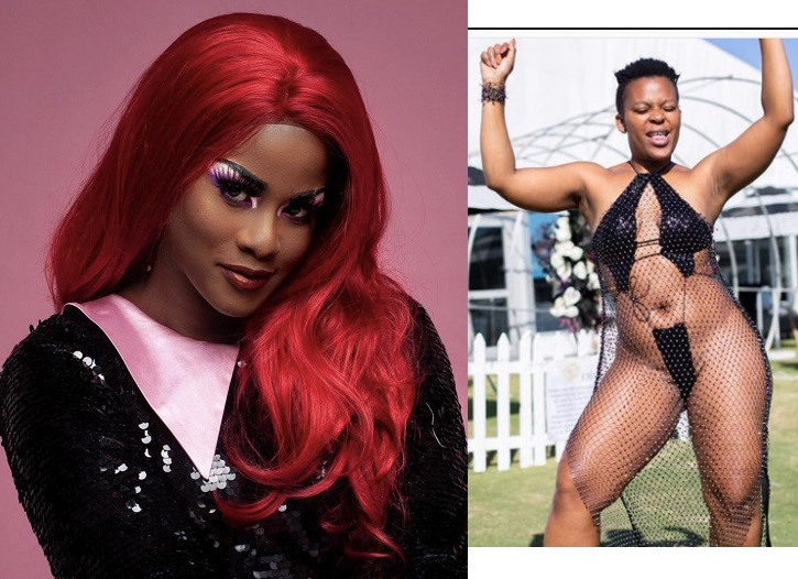 'Im a gay man with 7.5 inches who dresses like a woman for a living and Im more beautiful than you'- Gay man blasts Zodwa Wabantu over her homophobic comments