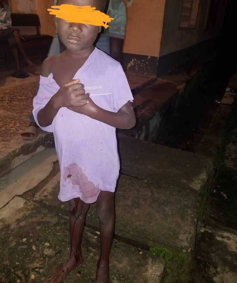 Little girl dragged into a shop and raped in Ondo state lindaikejisblog 1