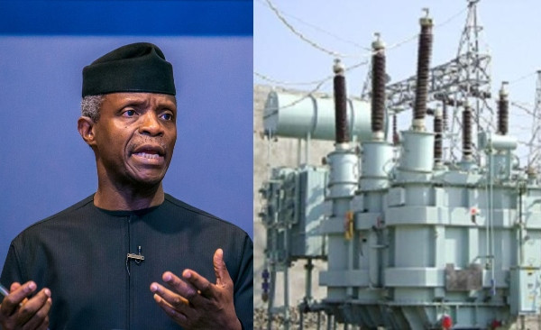 We have invested N900bn on power since assumption of office Osinbajo lindaikejisblog