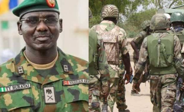 Eight soldiers accused of desertion in Metele attack, dismissed by Nigerian army lindaikejisblog