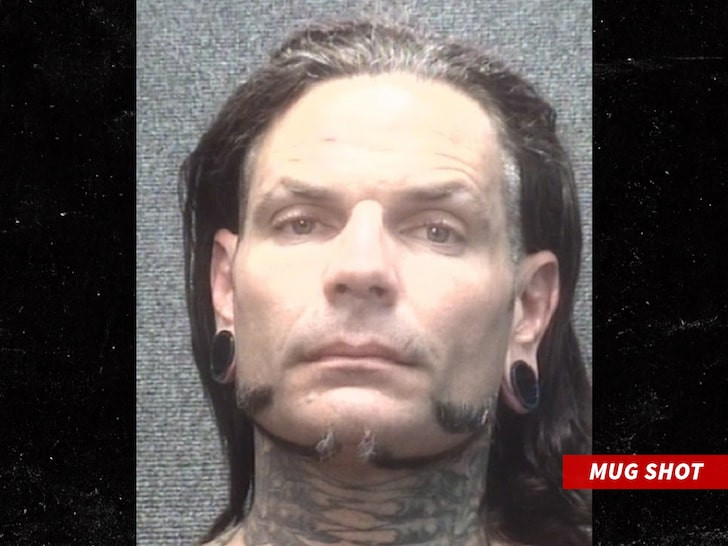 WWE star Jeff Hardy arrested for Drunk in Public lindaikejisblog