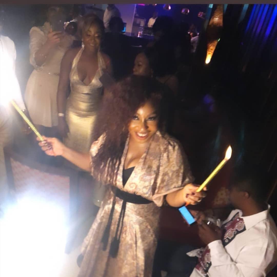 Photos from Rita Dominic's birthday party in Lagos