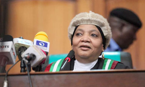 Justice Bulkachuwa cancels annual vacation for Justices of the Appeal Court lindaikejisblog