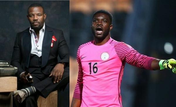 Okey Bakassi blames Super Eagles loss to Algeria on Goalkeeper Daniel Akpeyi lindaikejisblog