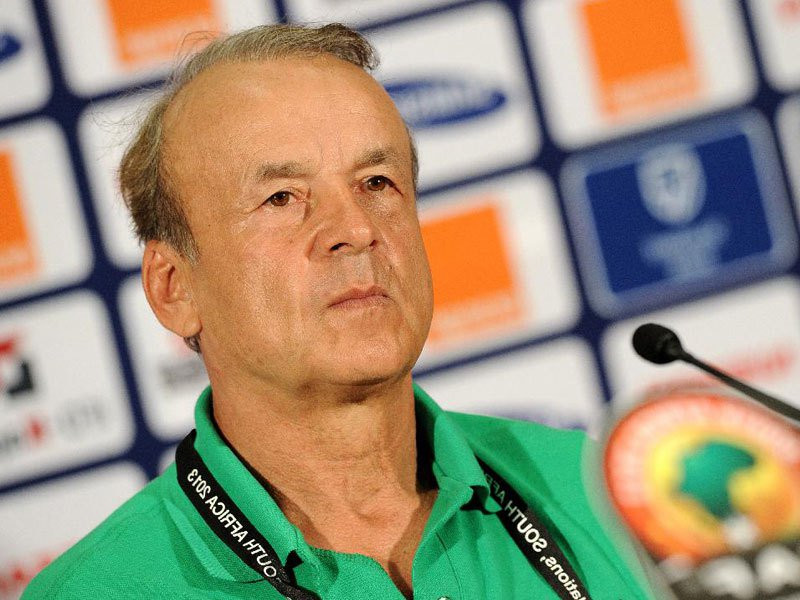 Super Eagles coach, Gernot Rohr speaks on Nigeria AFCON exit, says 'It was a wonderful match'