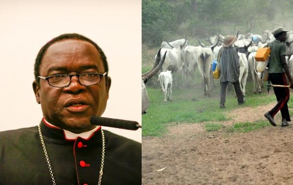 Bishop Kukah decries demonization of Fulani herdsmen lindaikejisblog