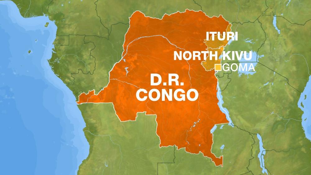 Pastor dies of Ebola in DR Congo's largest city lindaikejisblog