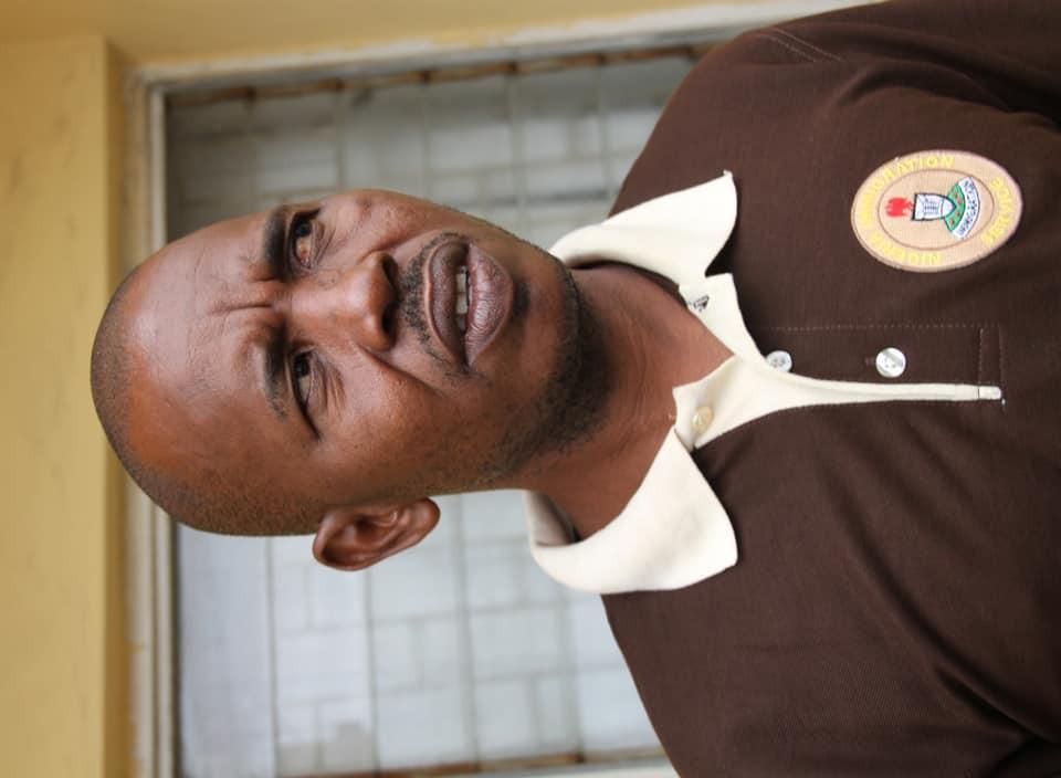 Immigration Officer, 14 passport racketeers arrested by EFCC lindaikejisblog 5