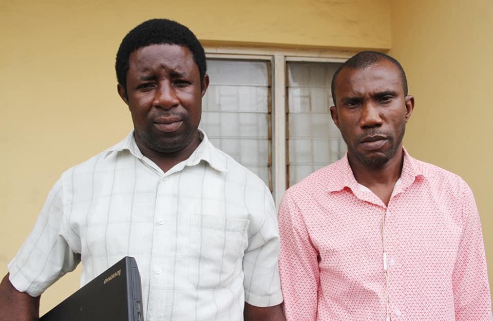 Immigration Officer, 14 passport racketeers arrested by EFCC lindaikejisblog