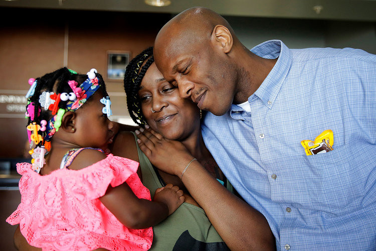 Corey Atchison freed after serving 28 years in prison for murder he didn't commit lindaikejisblog 2