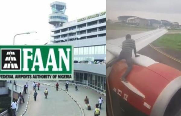 FAAN suspends Lagos airport security heads over arrested stowaway lindaikejisblog
