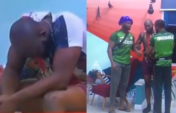 Tuoyo spotted crying over non-completion of task lindaikejisblog