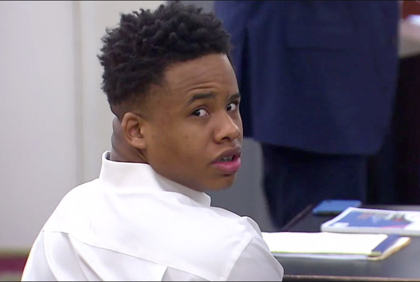 US rapper TayK, 19, found guilty of murder, faces up to 99 years in prison