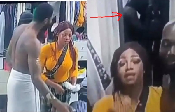 Tacha insults and pushes Mike for getting tipsy, Gedoni and Khafi continue kissing amidst fight lindaikejisblog