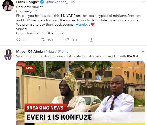 Nigerians kick against 5% proposed VAT on all online purchases via bank cards lindaikejisblog 8