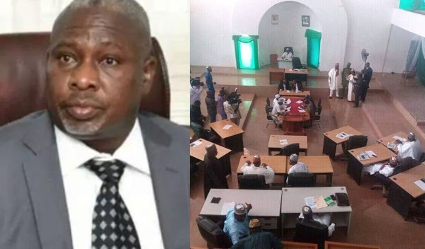 Kogi Assembly commences impeachment proceedings against Deputy Governor Simon Achuba lindaikejisblog