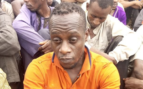 Dismissed soldier who shot Commander, arrested for robbery lindaikejisblog 1