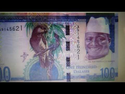 Gambia removes Yahya Jammehs image from bank notes lindaikejisblog 2