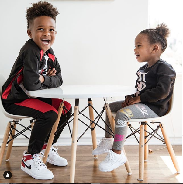 Singer, Ciara shares adorable new photos of her kids