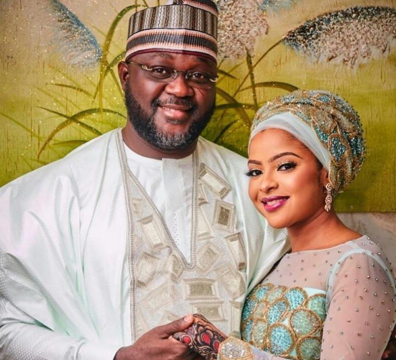 Beautiful single mother of two and Kaduna politician, Munira Suleiman Tanimu, remarries years after divorce