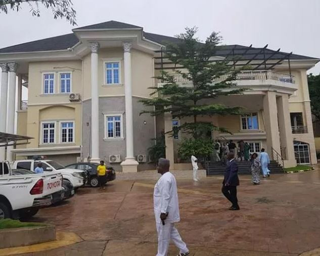 EFCC hands over late Alex Badehs forfeited property to NEDC