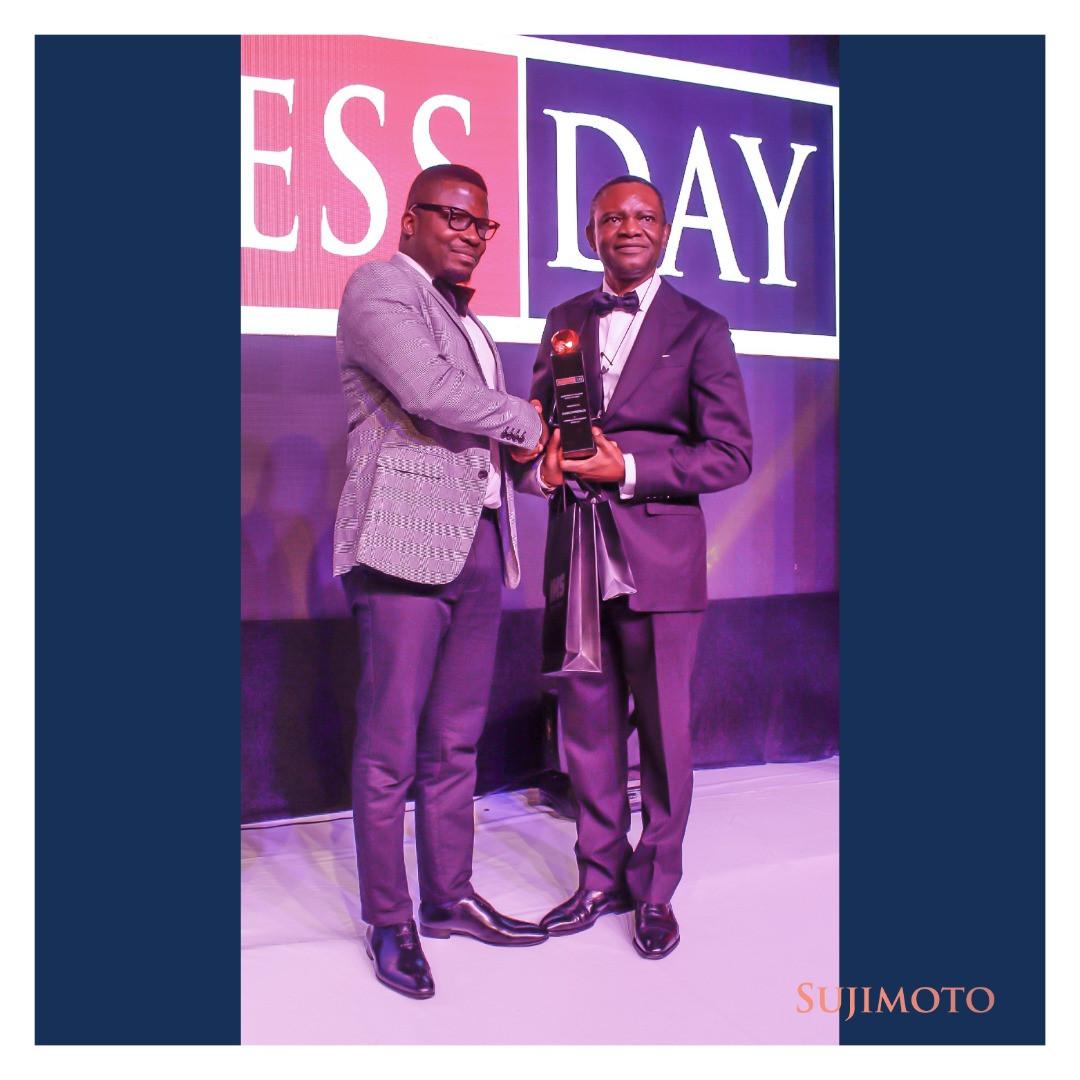 Sujimoto bag the Nigerian Business Leadership Awards
