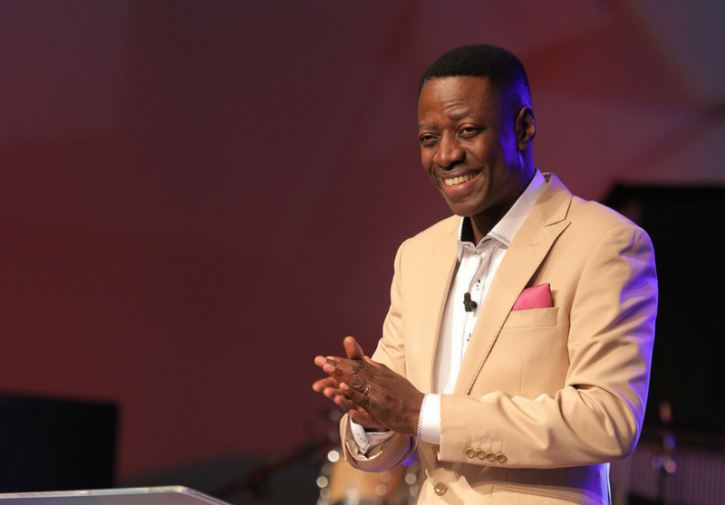Do not let anyone deceive you, prayer is important but cannot take the place of you having skills - Pastor Sam Adeyemi lindaikejisblog