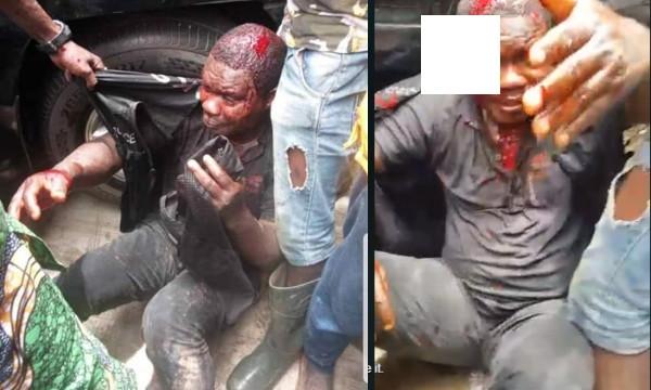 Policeman killed for shooting pregnant woman dead in Lagos lindaikejisblog 1