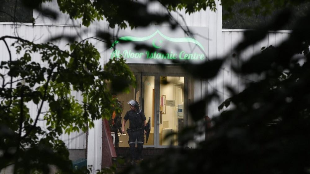 Norway Mosque Shooting Police investigate shooting as 'terrorist' attempt lindaikejisblog 1