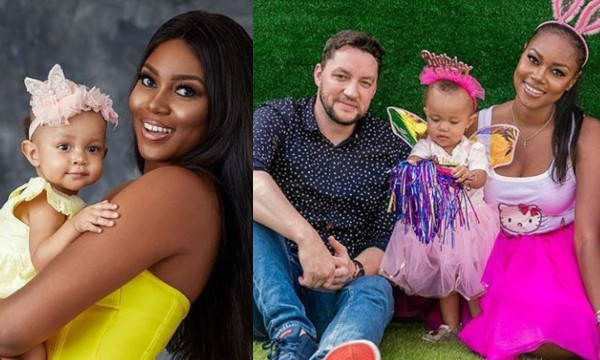 Im no more with my baby daddy  Yvonne Nelson confirms breakup rumour lindaikejisblog